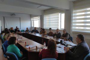 Fakültemiz Öğrenci Akademik Danışman Toplantısı Gerçekleştirildi.