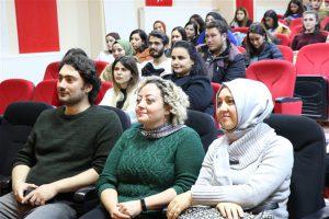 Öğrencilerimizden 3 Aralık Dünya Engelliler Günü Etkinliği