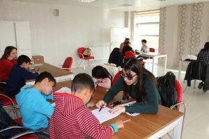 Paydaşlarımızdan Sinop Gençlik ve Spor İl Müdürlüğü'yle Ortak Proje