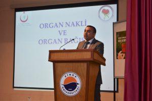 Öğrencilerimiz Organ Bağışı Konusunda Bilgilendirildi.