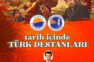 Tarih İçinde Türk Destanları