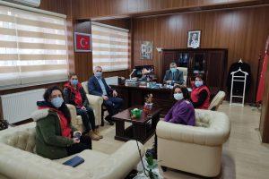 Sinop Gençlik ve Spor İl Müdürlüğü'nden Dekanlığımıza Ziyaret