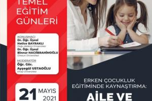 Temel Eğitim Günleri: Erken Çocukluk Eğitiminde Kaynaştırma: Aile ve Öğretmen