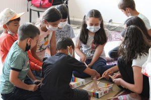 Topluma Hizmet Uygulamaları Dersi Kapsamında Öğrencimiz Gamze Nur TEKE'den Anlamlı Proje